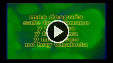 Karaoke Ay chabela