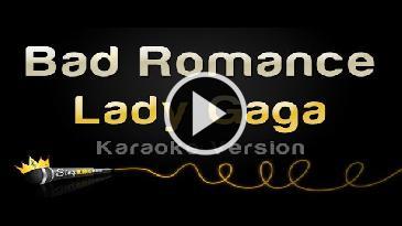 Karaoke Bad Romance