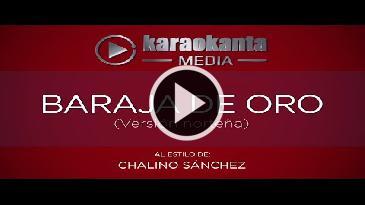 Karaoke Baraja de Oro