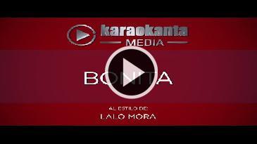 Karaoke Bonita