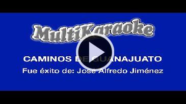 Karaoke Caminos de Guanajuato