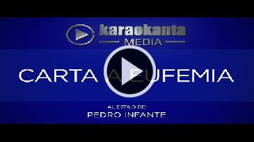 Karaoke Carta a Eufemia