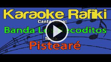 Karaoke Pistearé