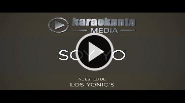 Karaoke Soy yo