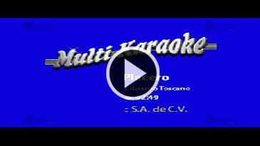 Karaoke Taco placero